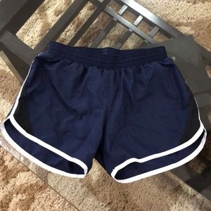 Girl's Large Augusta running/athletic shorts